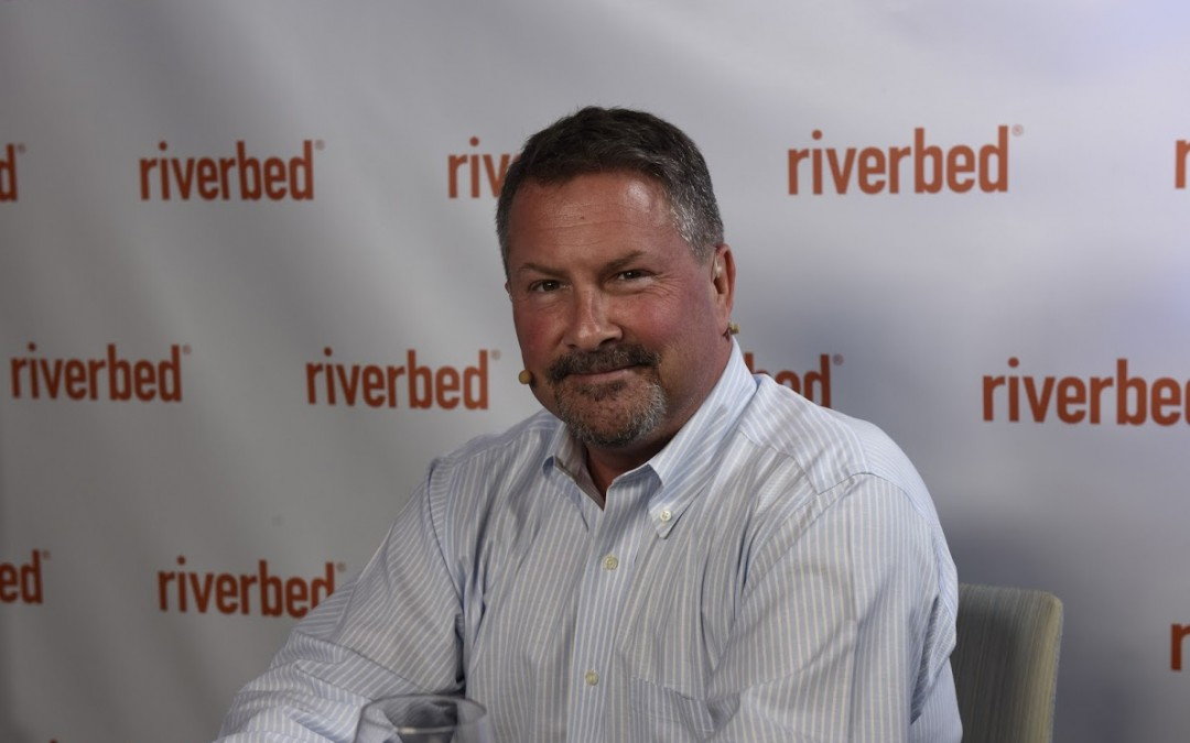 Analyst views on shifting enterprise market, privitization, security | #Riverbed