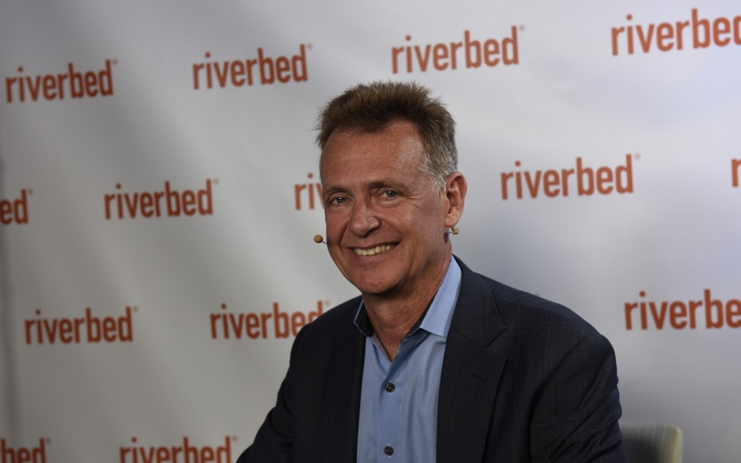 Shell's inside perspective on the changing landscape of IT | #Riverbed