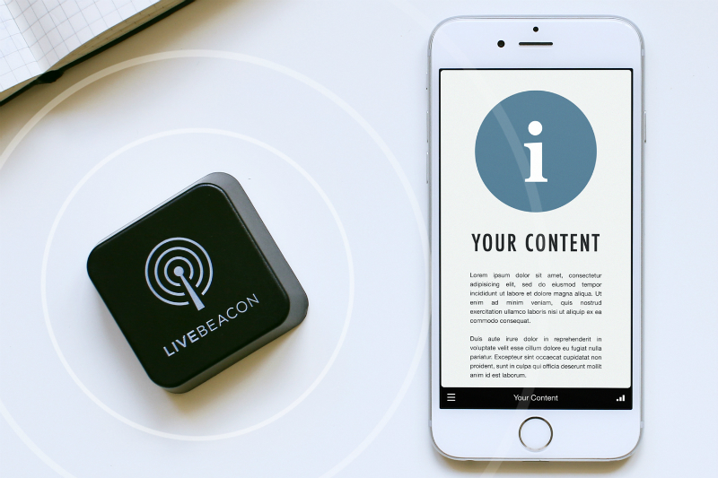 U.K. startup Live Beacon wants to simplify beacon technology
