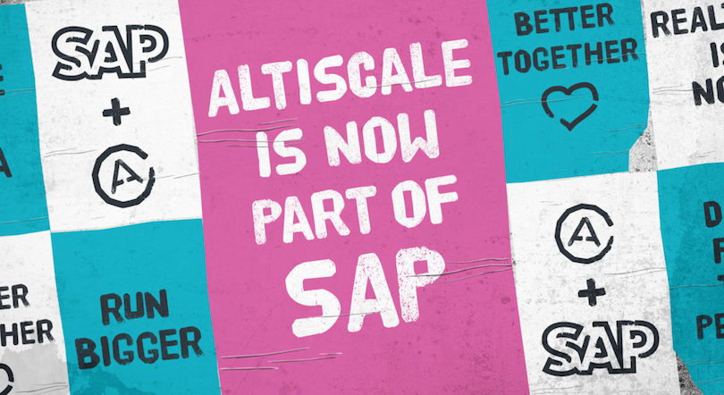 SAP confirms Altiscale acquisition, aims to fix Big Data challenges