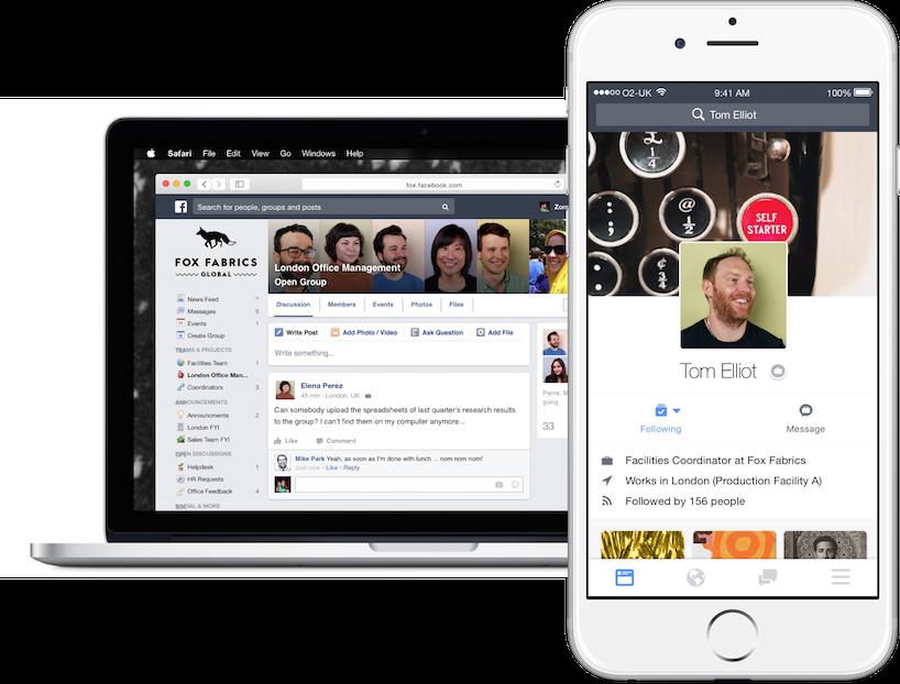 Messaging mayhem: Slack rival Facebook at Work coming soon
