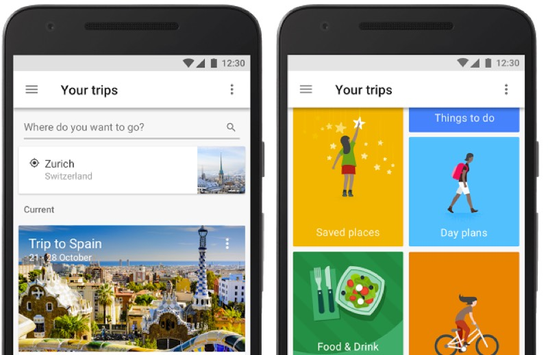 Google launches new one-stop shop travel app Google Trips