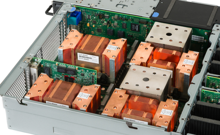 IBM unveils new chip and servers for data-intensive workloads