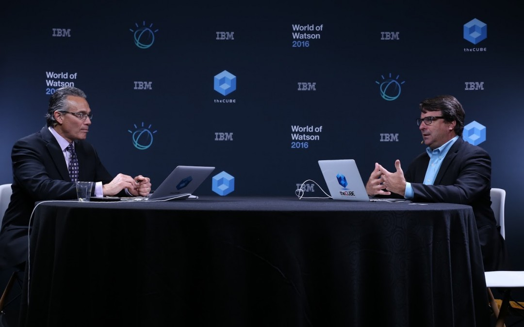 Analysts weigh in on IBM's clouds, changes and cognition | #ibmwow