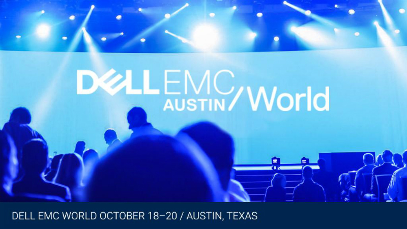Watch LIVE from Dell EMC World: What to expect   #DellEMCWorld