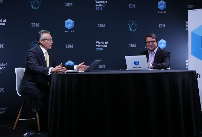 'IBM sucked all oxygen out of market with big data and won,' analyst says | #ibmwow