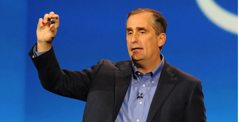 Intel Record Q3 Revenue Offset by Disappointing Forecast