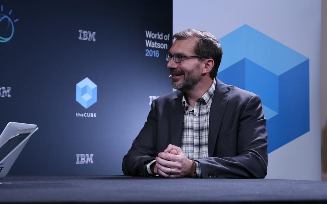 IBM's internal transformation: A data-first philosophy | #ibmwow