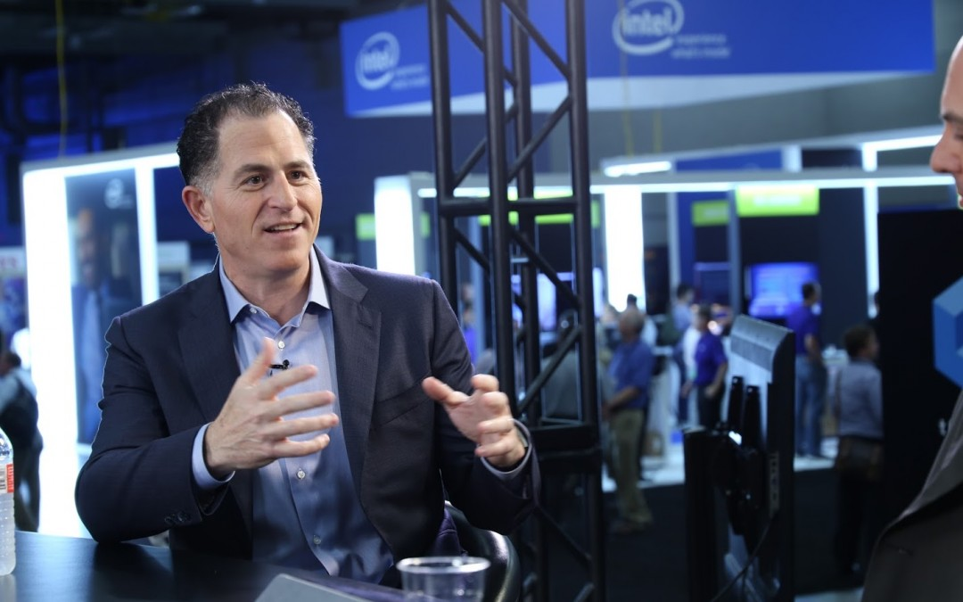 Michael Dell: Dell EMC is 'close to operating as one company'
