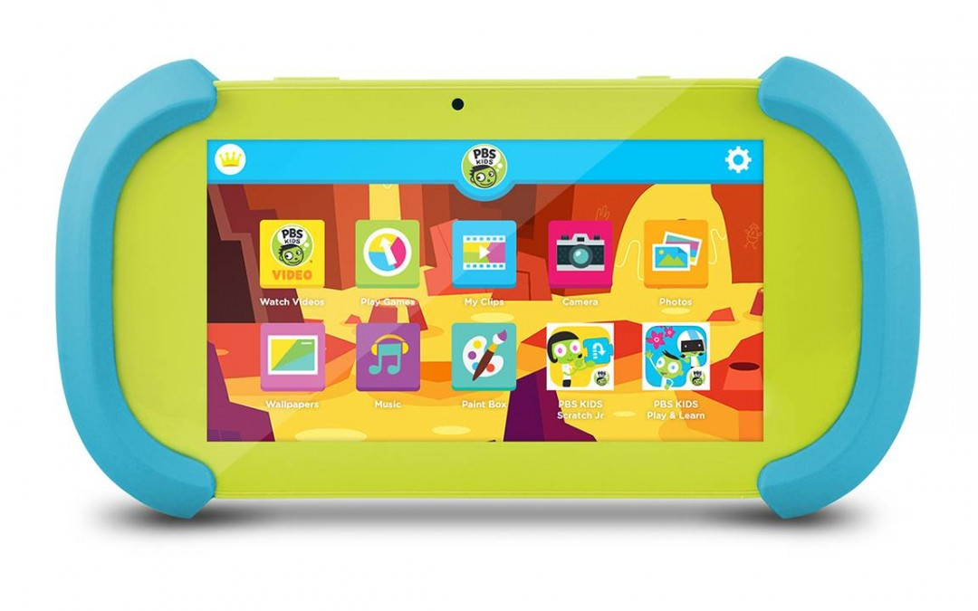 PBS launches colorful $80 Android tablet aimed at children
