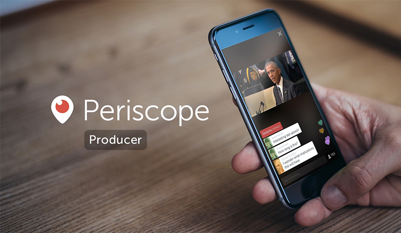 Periscope Extends Beyond Phones As Twitter Ups Ante On Video