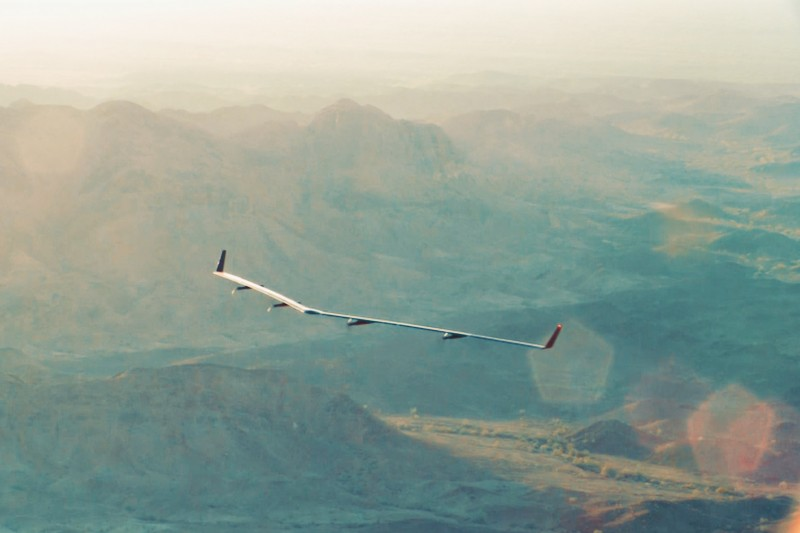 Investigators Are Probing the Crash of Facebook's Internet Drone