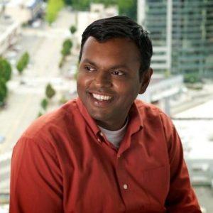 Swami Subramanian, head of Amazon AI at AWS (Source: LinkedIn)