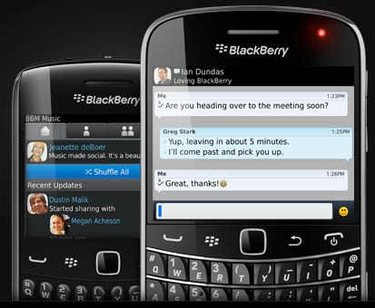 Why BlackBerry's Bringing BBM ...