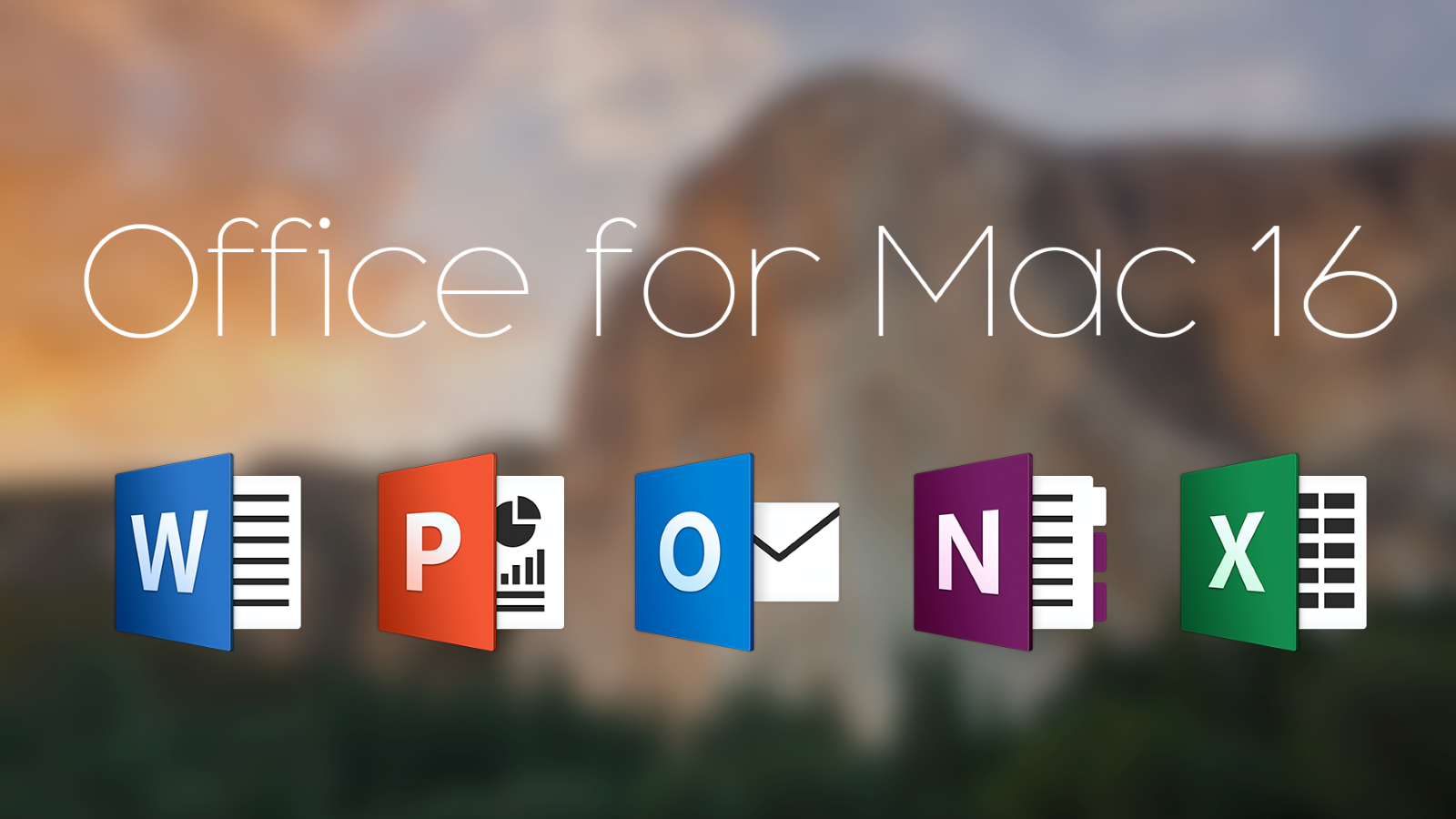 ms office 2015 for mac