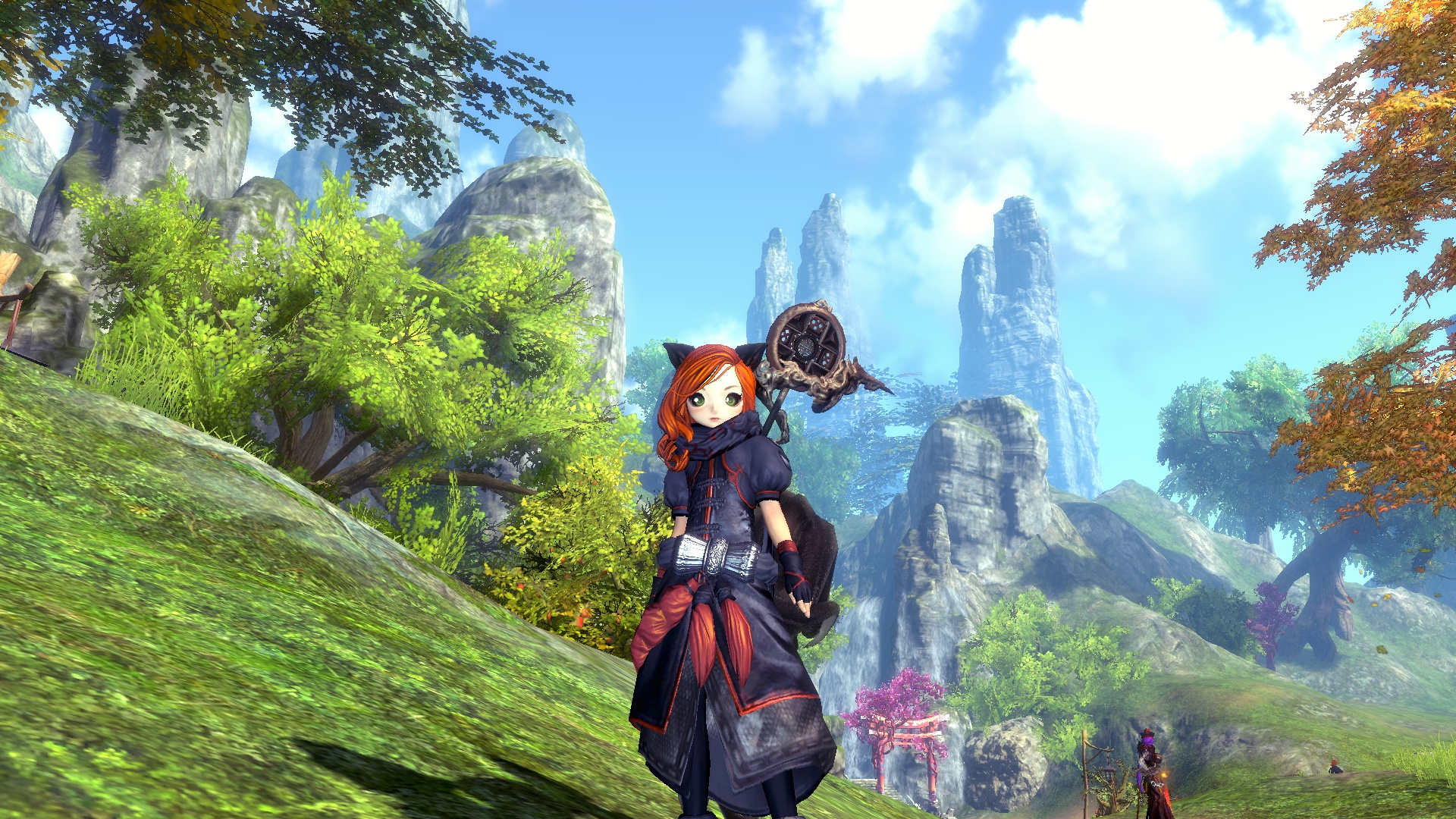 Blade & Soul: A fun action MMO with several minor annoyances