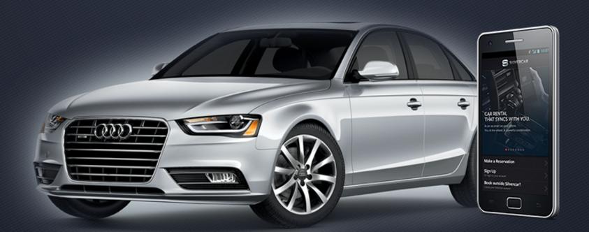 Audi Leads M Series C Investment In Rental Car Startup Silvercar - Audi silver car