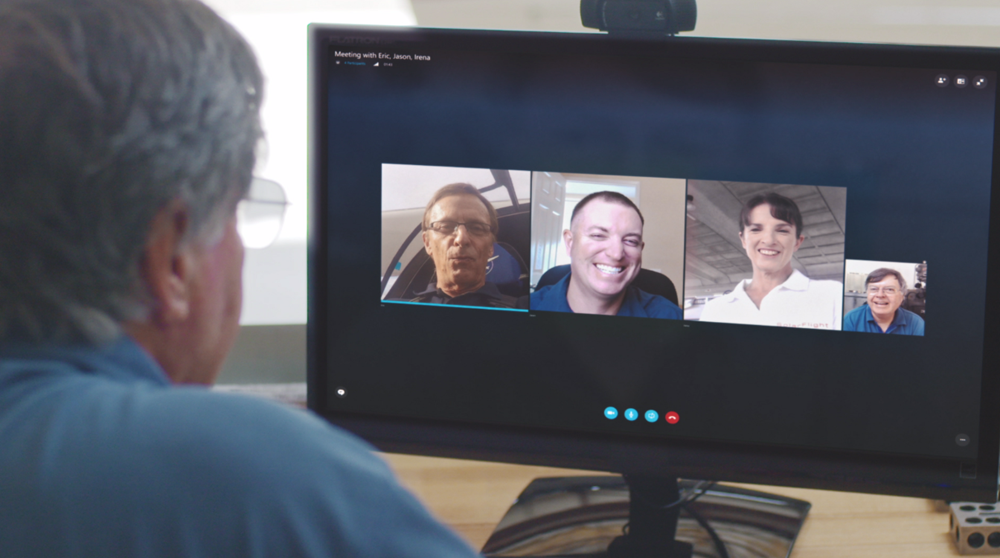 Microsoft makes video conferencing free with Skype Meetings