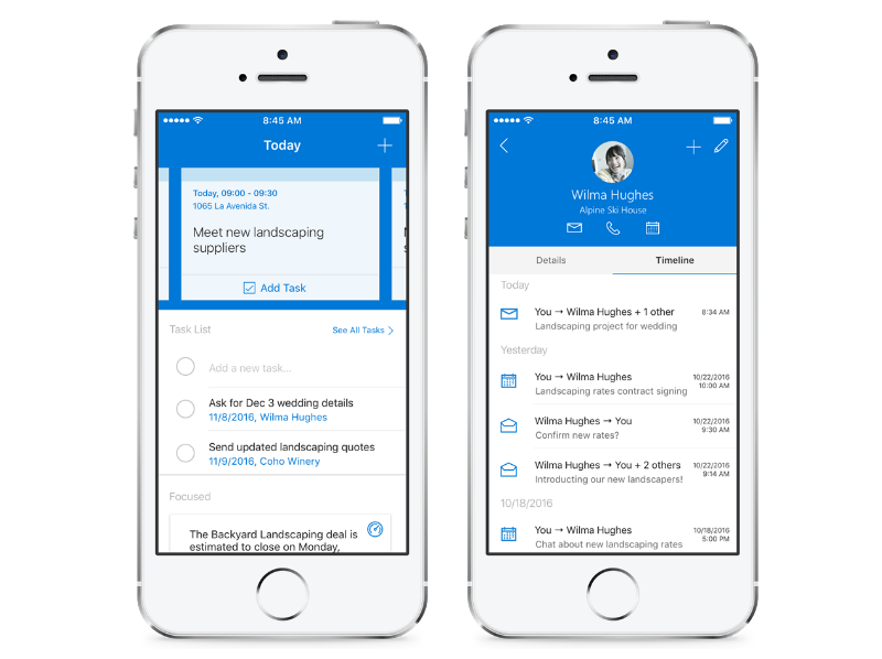 How to get started with Outlook Customer Manager for Office