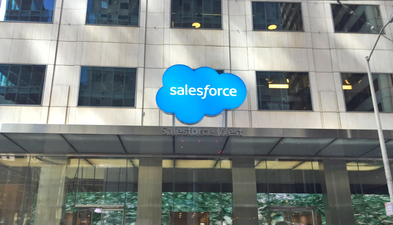 Salesforce to acquire business e-commerce startup CloudCraze