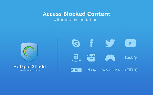 hotspot shield vpn software accused of spying on users and injecting
