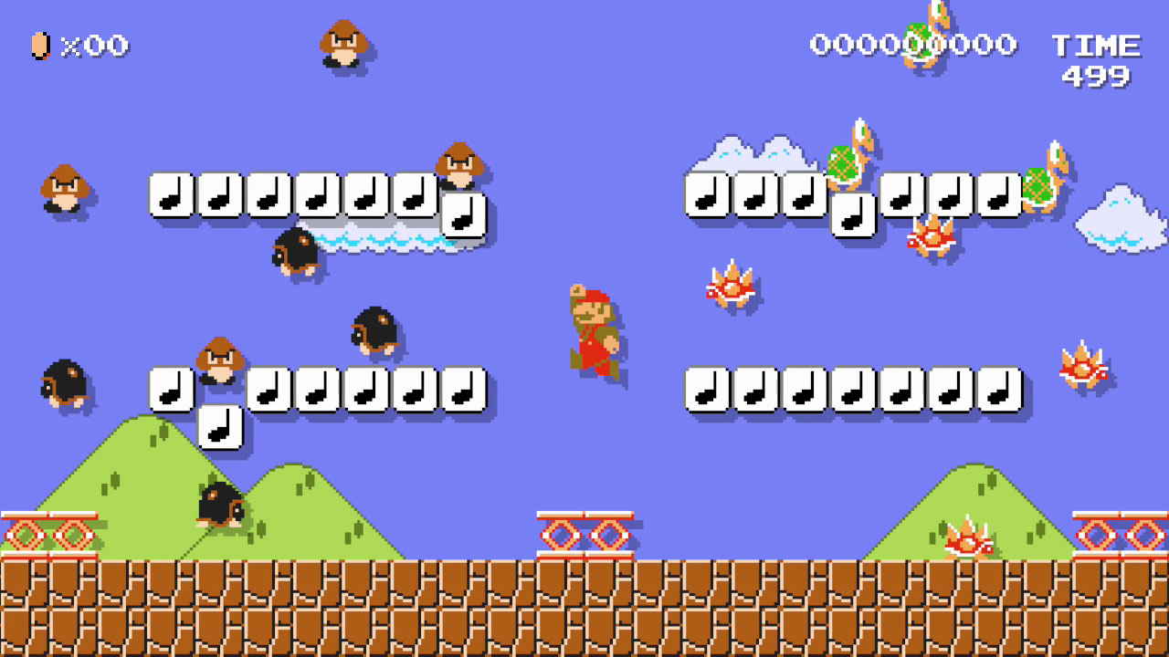 AI recreates Super Mario Bros  by watching gameplay videos