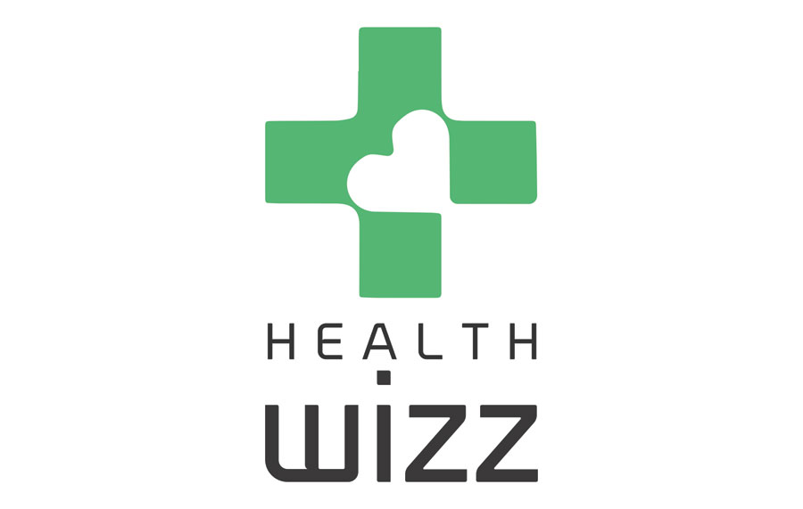 Image result for health wizz logo
