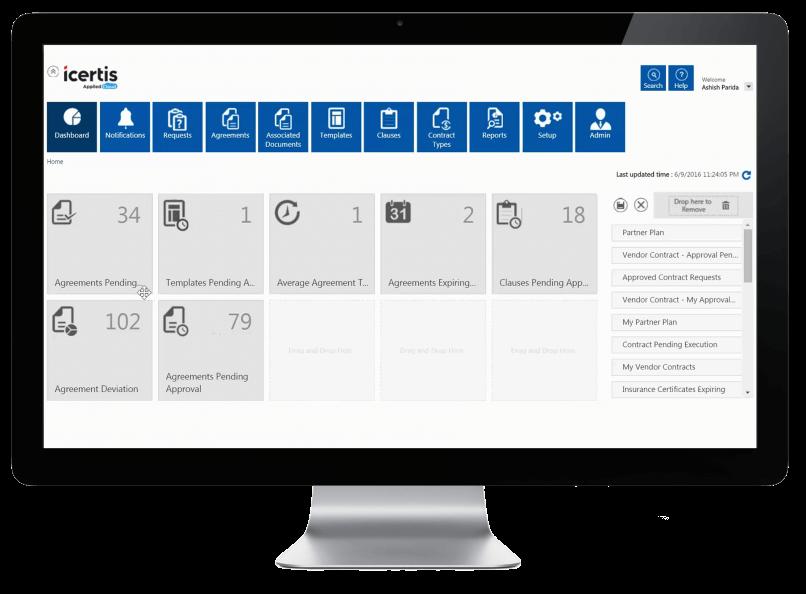 Cloud Contract Management Platform Provider Icertis Raises 50m
