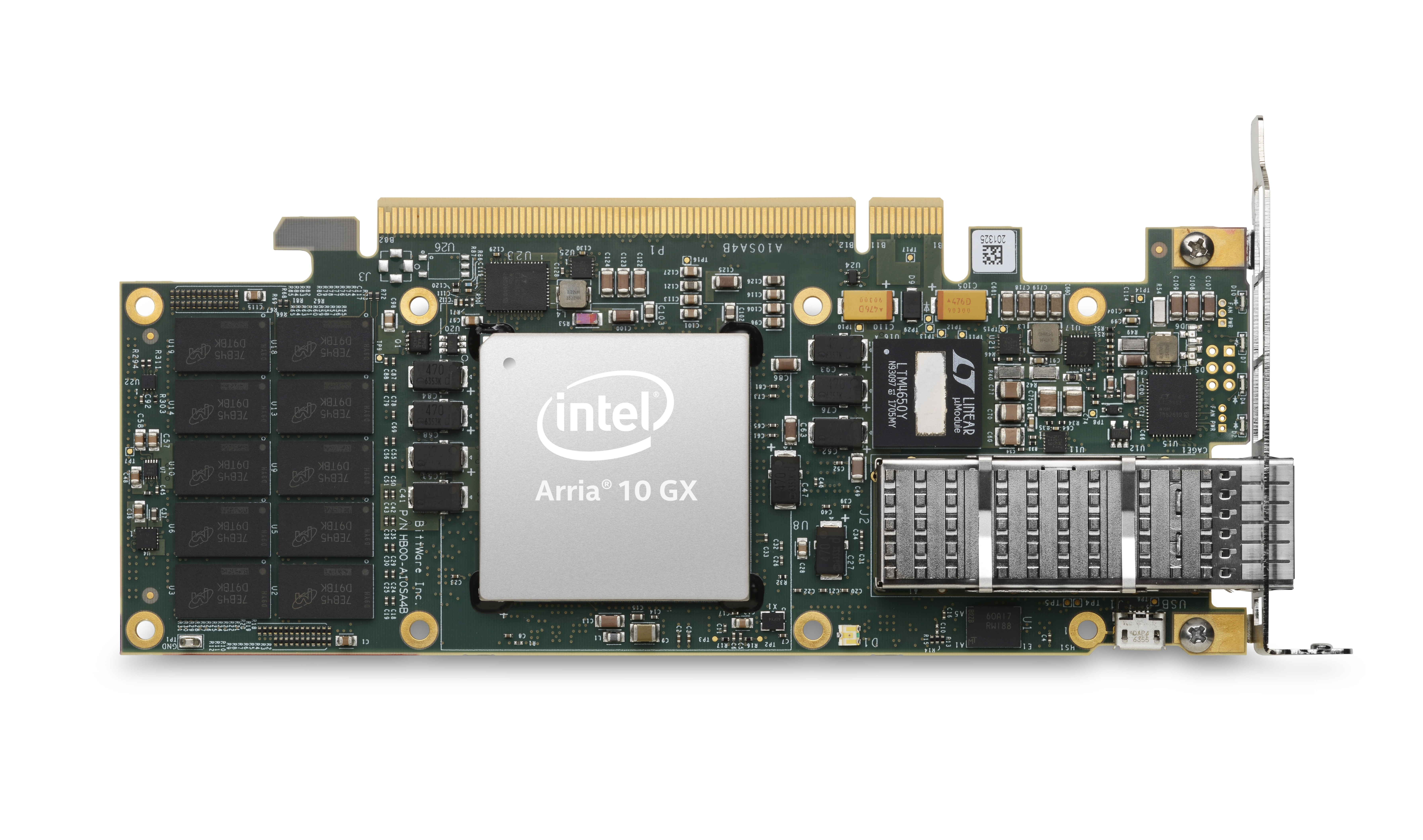 Programmable power: Intel plugs its FPGA accelerator chips