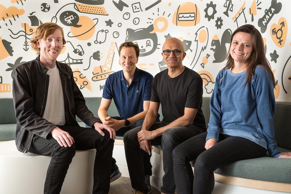Microsoft and GitHub Deal