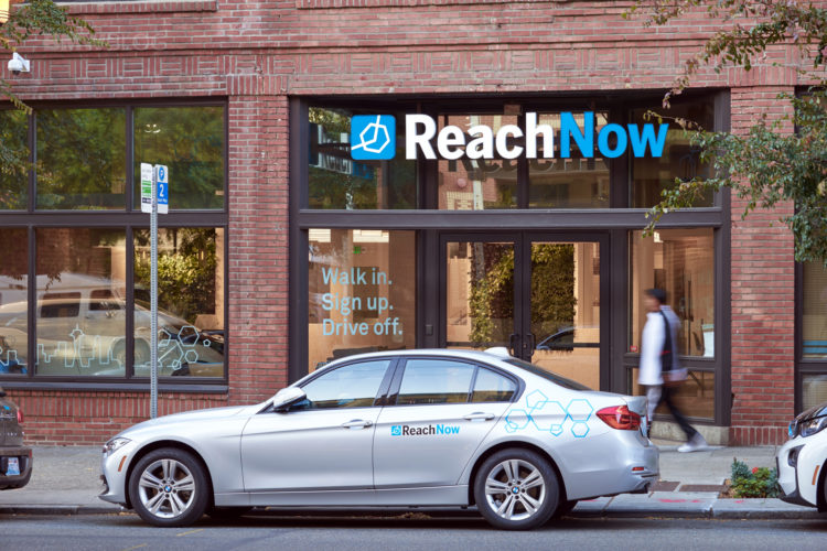 Bmw Takes On Uber And Lyft With Luxury Ride Hailing Service In