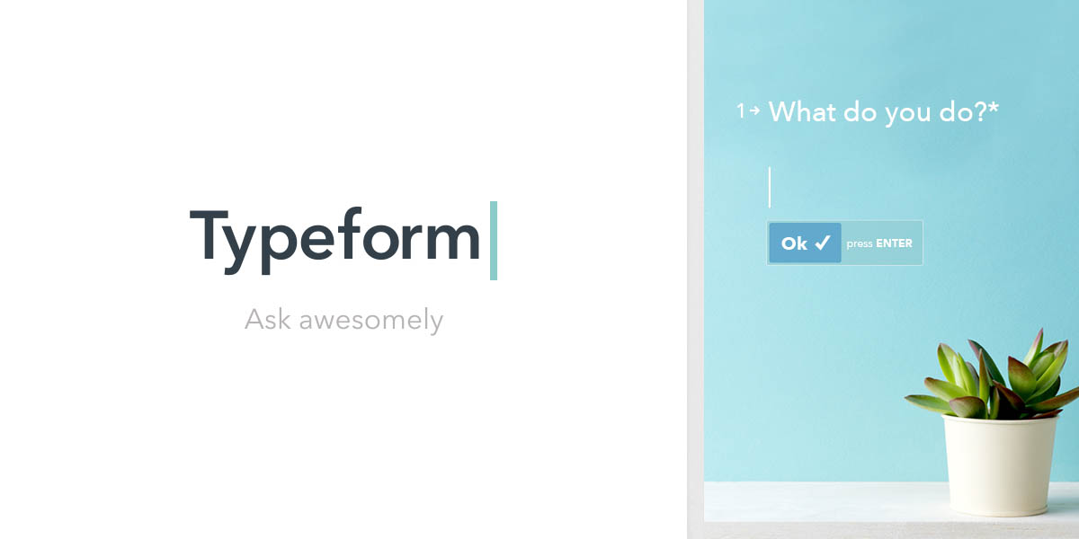 Cloud survey and form startup Typeform suffers mystery data