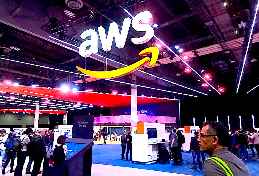 All around the cloud: Here's everything AWS has announced so far at