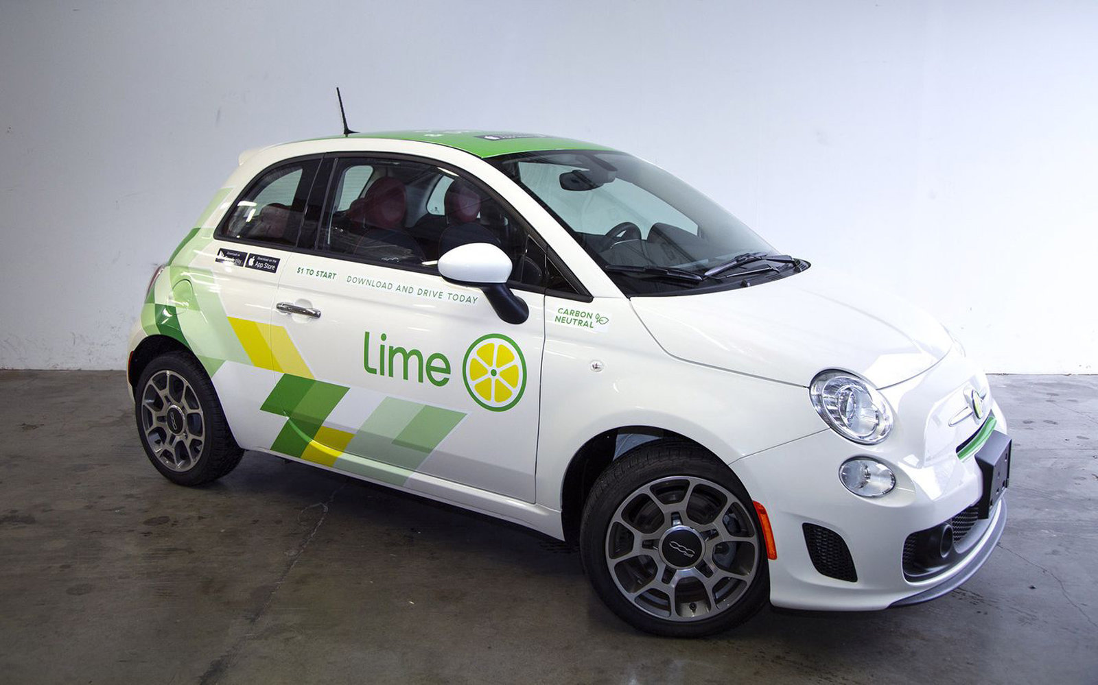 Lime to launch car-sharing service in Seattle this week