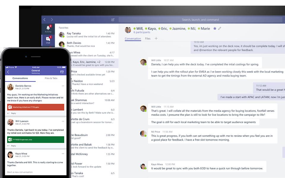 Microsoft Teams has overtaken Slack in popularity, according to new