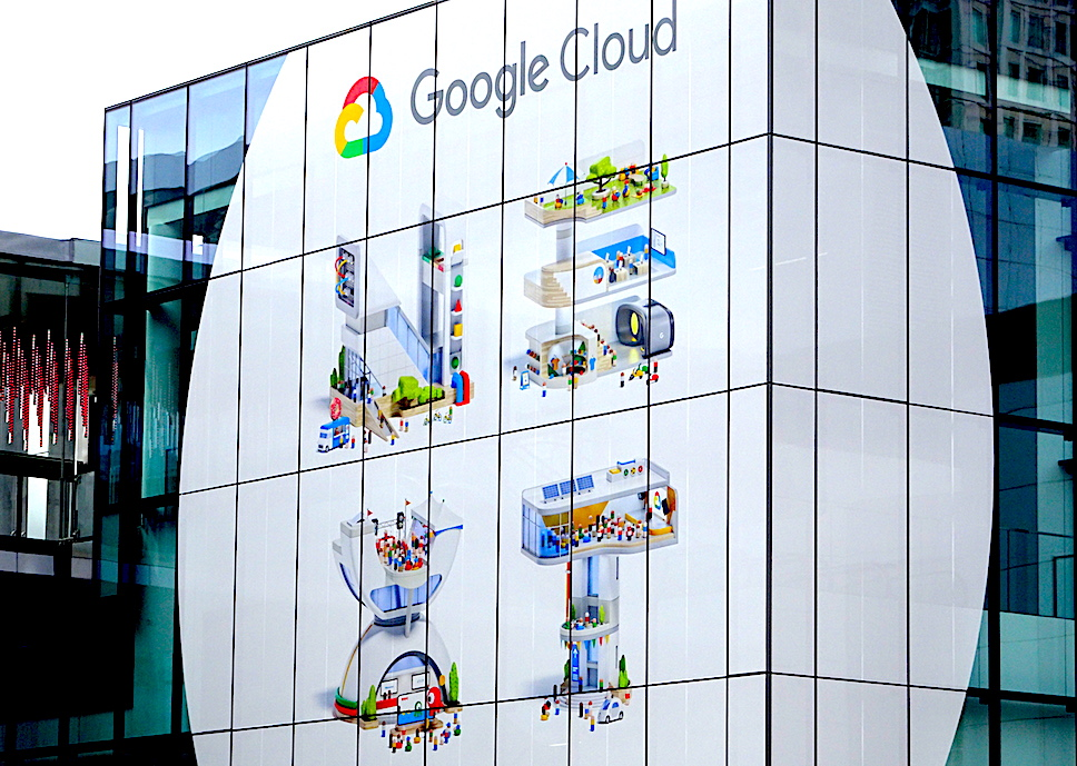 Day one wrap at Next: Multicloud stars as Google Cloud opens